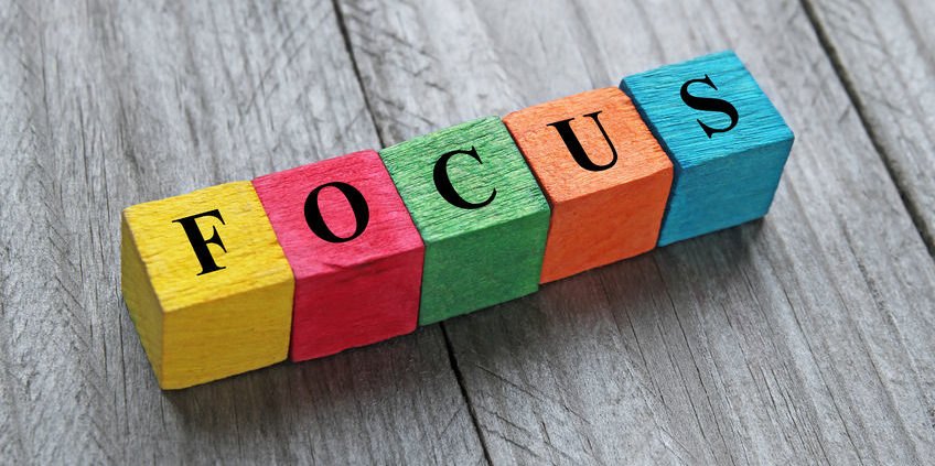 4 steps to keep focused on what's important