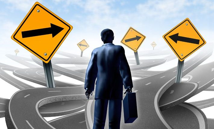 5 steps to choose your next career move