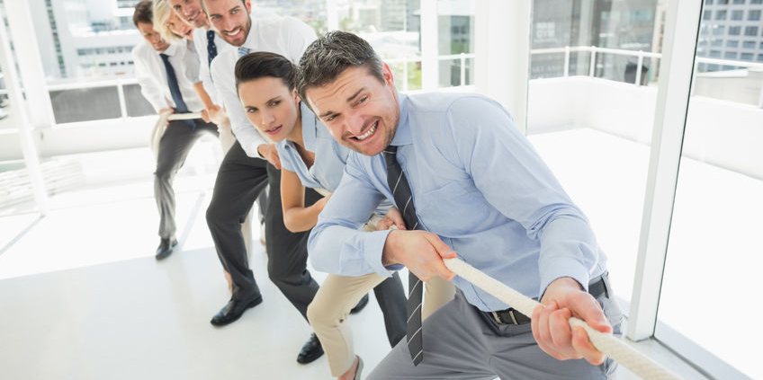 strong work relationships