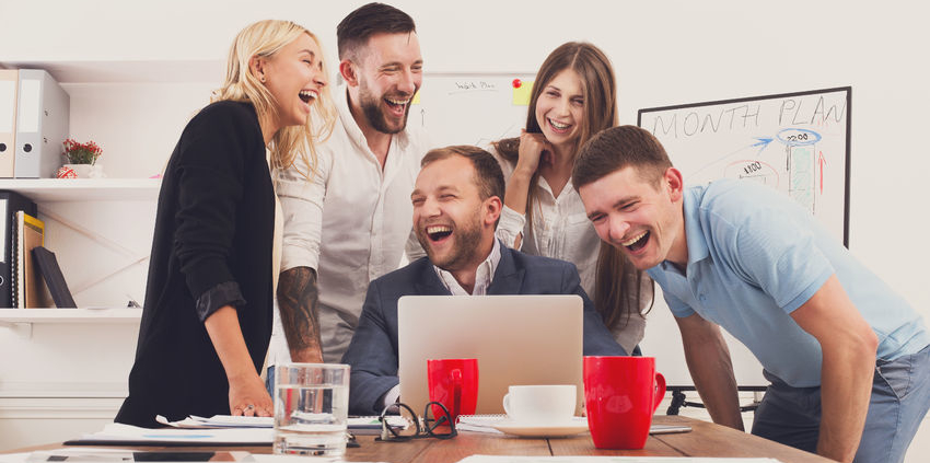 humor in leadership
