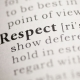 respect owned or earned